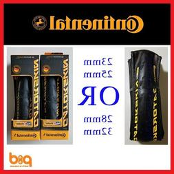 NEW 1 OR 2 PACK Continental Gatorskin 700 x 23 25 28 32 Road