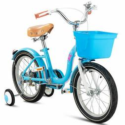 "12"" Kids Bicycle Bike Outdoor Sports With Training Wheels Ba"