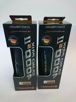 2 Pack - Continental Grand Prix 4000 SII 700 23c 25c 28c Roa
