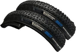 2 Vee Rubber Fluid 29x2.35 Pair of Bicycle Tires Folding Bea