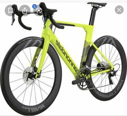 2019 Canondale Systemsix Frameset Volt Color. 54cm Road Bike
