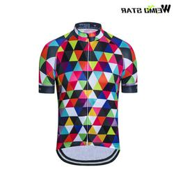 2019 Summer Cycling Jersey Bike Short Sleeve Wear Bicycle Cl