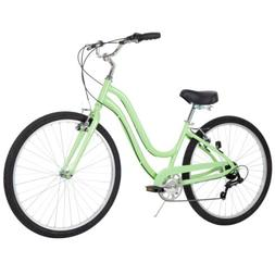 "Huffy 27.5"" Parkside Women's Comfort Bike with Perfect Fit F"