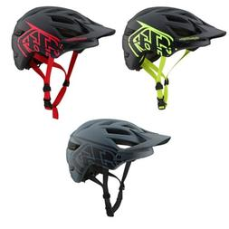 Troy Lee Designs A1 Drone Helmet Black Red Yellow DH Cycle C
