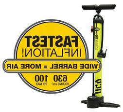 Bell Air Attack High Volume Bicycle Pumps