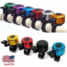Aluminum Alloy Bike Bicycle Cycling Handlebar Bell Ring Scoo