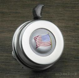 American Flag Bicycle BELL Vintage Schwinn Cruiser BeachTank