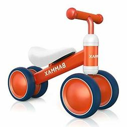 Bammax Baby Balance Bike, Baby Bicycle for 1 Year Old, Ridin