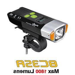 Fenix BC35R Cree Neutral White LED USB Rechargeable Bicycle
