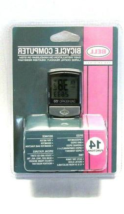 Bell Sports 14 Function Bicycle Speedometer/Odometer Compute