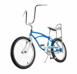 Schwinn Blue StingRay Vintage Retro Classic Cruiser BIKE Ban