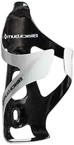 Blackburn Camber UD Carbon Cage Gloss White/White, One Size