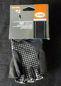 Bell Cloud 700 1/2 Finger Memory Foam Bicycle Gloves, Small/