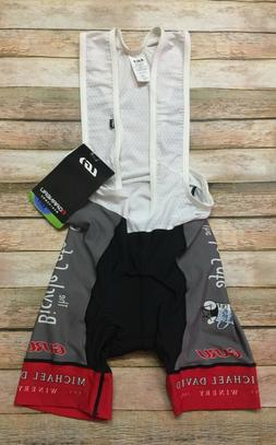 Louis Garneau Cycling Bib Shorts Padded Bicycle Cafe USA Bla