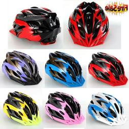 Bicycle Helmet Road Cycling  Mountain Bike Sports Safety Hel