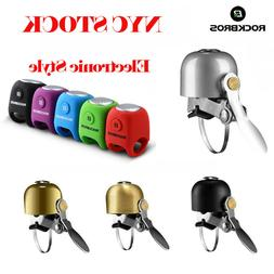 ROCKBROS Cycling Bicycle Handlebar Ring Bell Horn Retro Bell