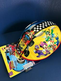 Bell Disney Mickey and the Roadster Racers Bicycle Helmet, A