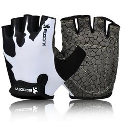 Half Finger Gel Cycling Gloves Sports Gym MTB Mountain Road