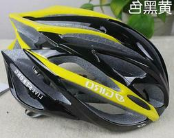Hot yellow giro helmet bicycle road live strong unisex fit 5