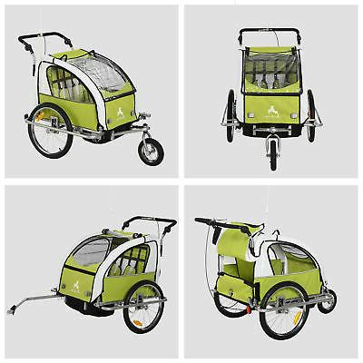 Baby Cart, 1-2 Children with Safety Harnesses