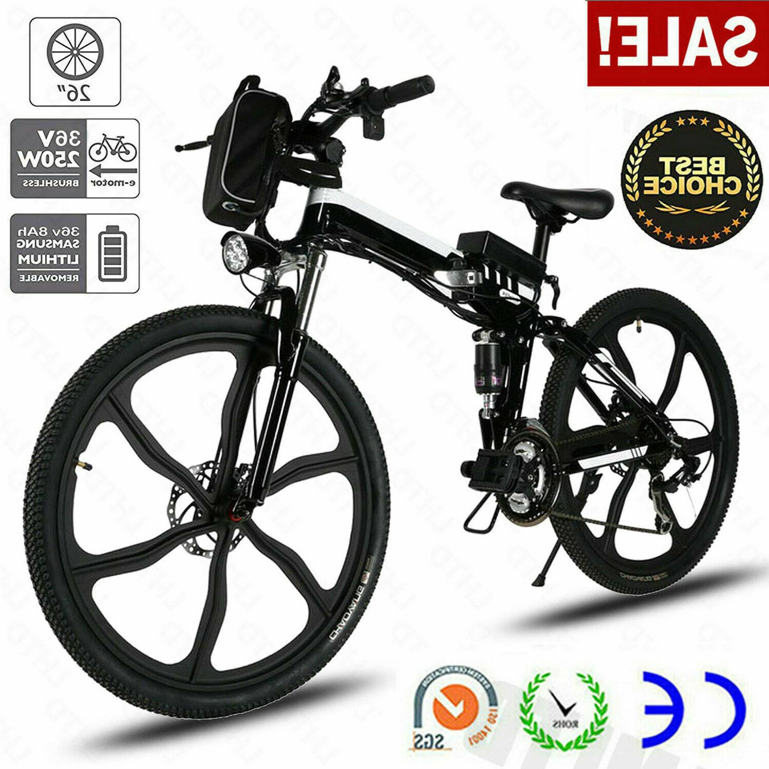 500w 26 electric bike ebike mountain bicycle