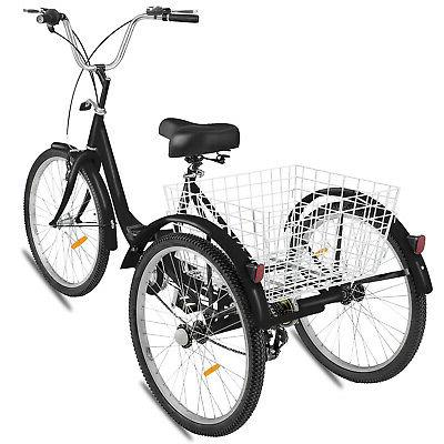 "20"" Tricycle 1Speed w/"
