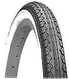 "Kenda Bicycle Tire K123 20X1.75"" Whitewall"