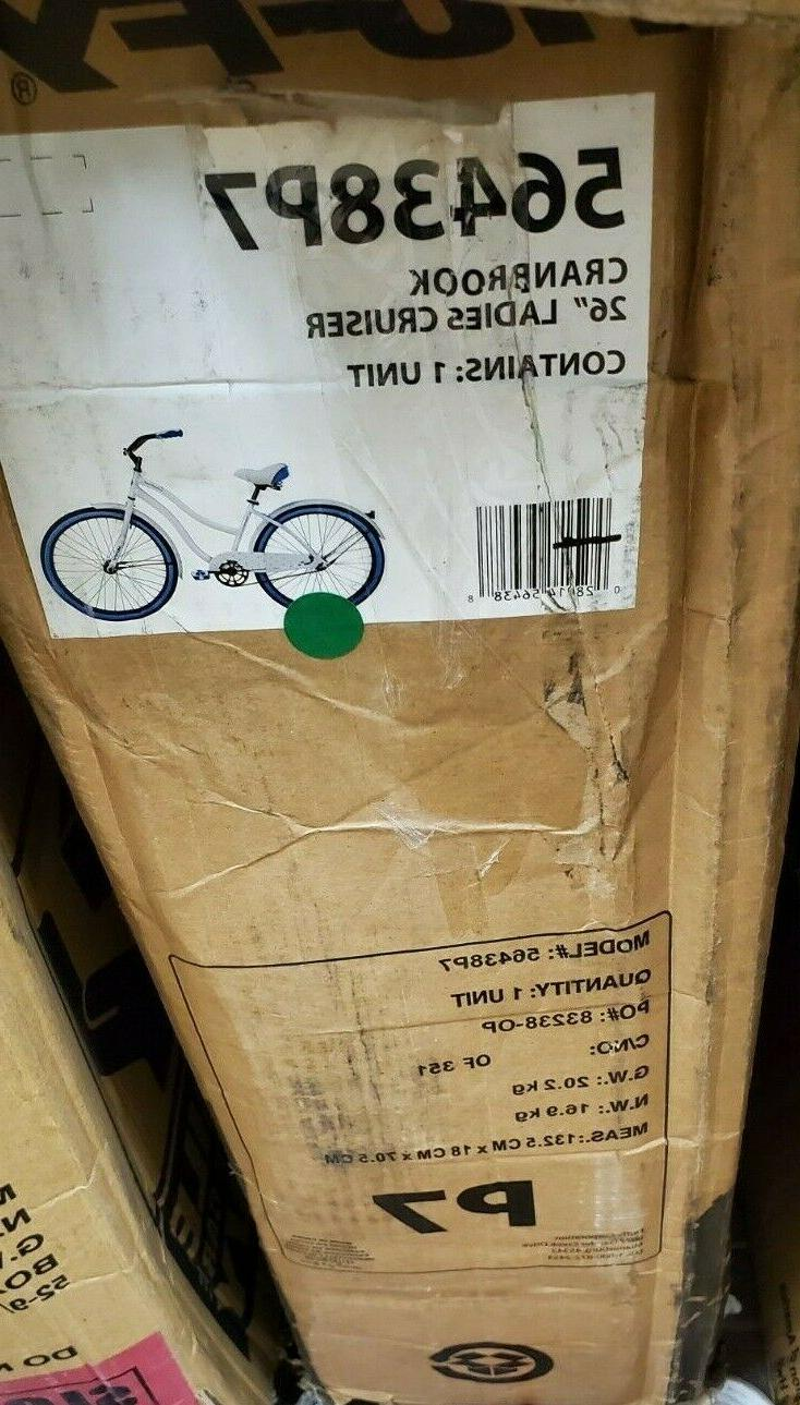 Huffy Cruiser with Fit -