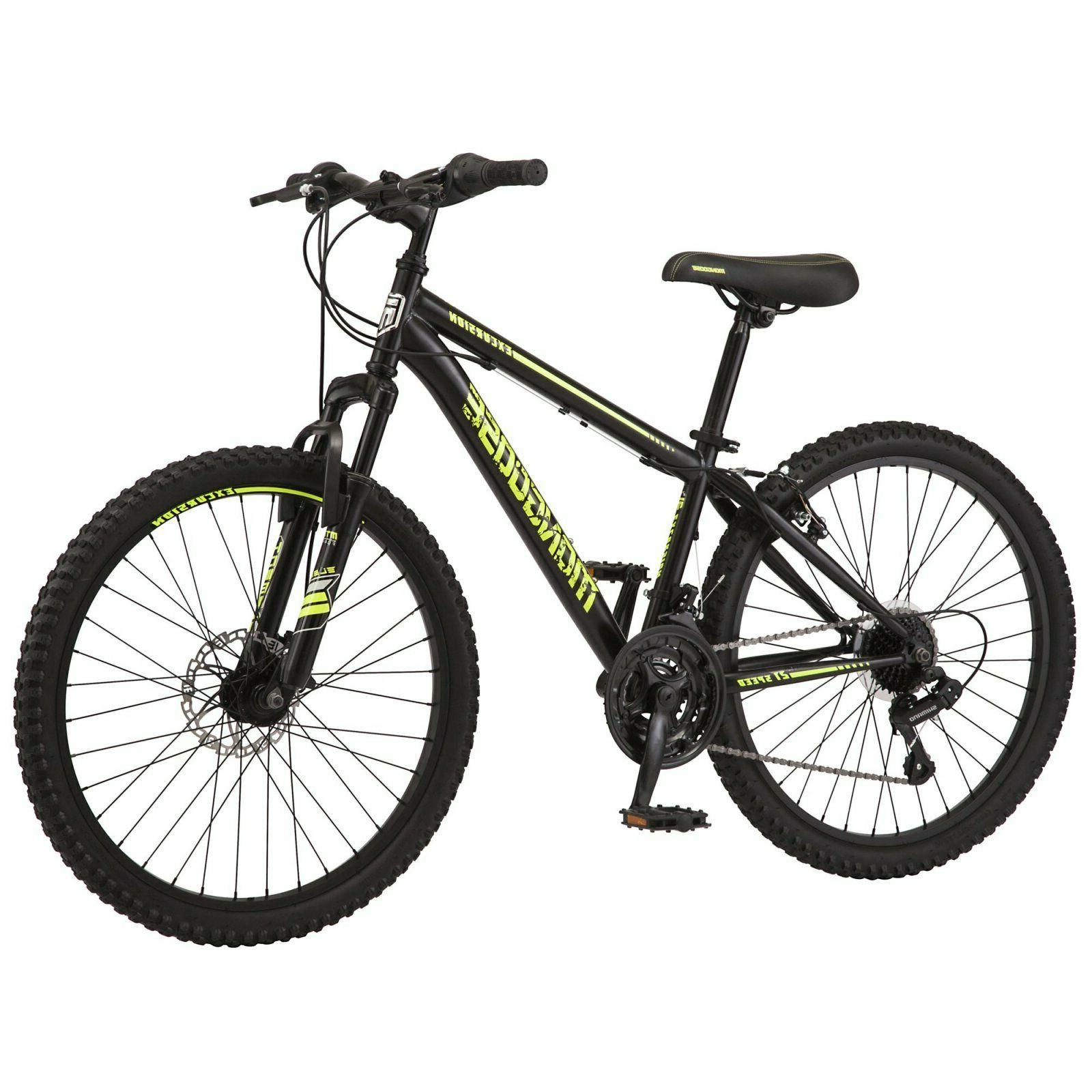 Mongoose Excursion Bike 24 21 Speed in and