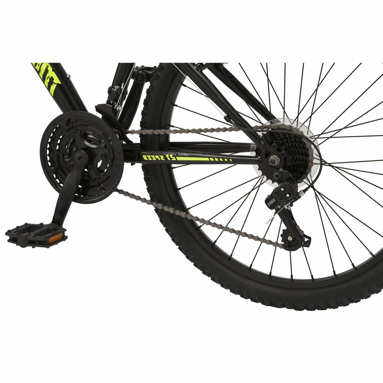 Mongoose Excursion Bike 24 Inch 21 and