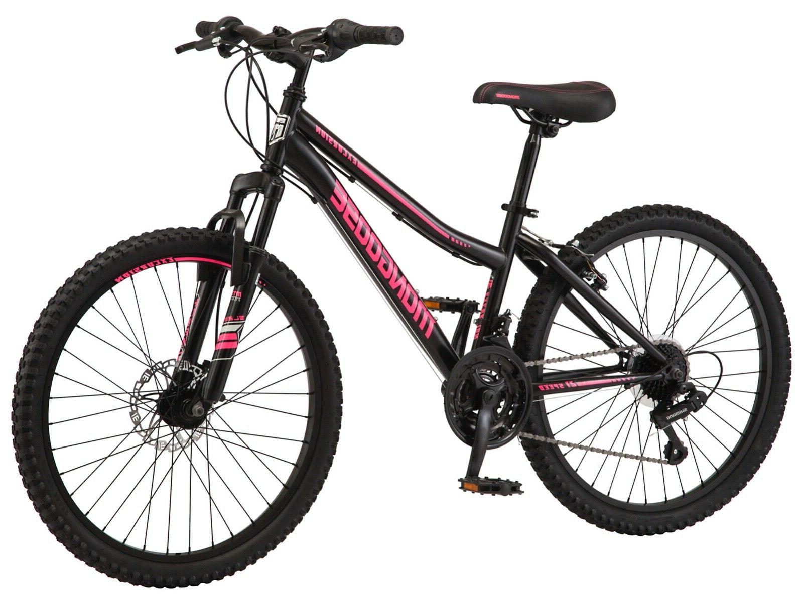 Mongoose 24-inch black