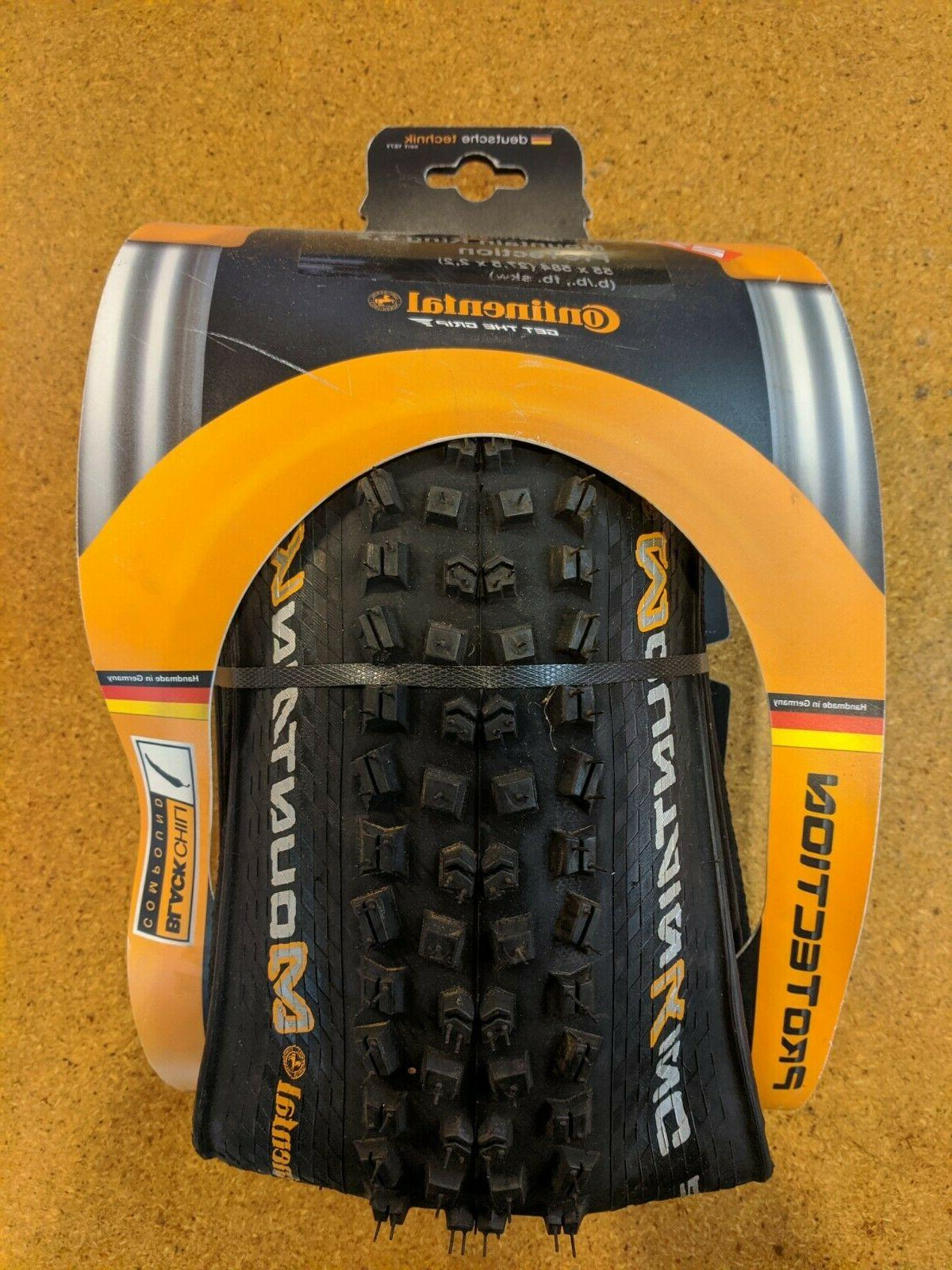 mountain king protection tubeless bicycle tire 27