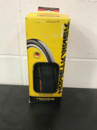 New Bicycle Trainer Tire