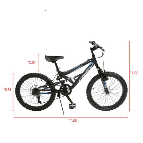 "20"" Mountain Bicycle Shimano Full Suspension"