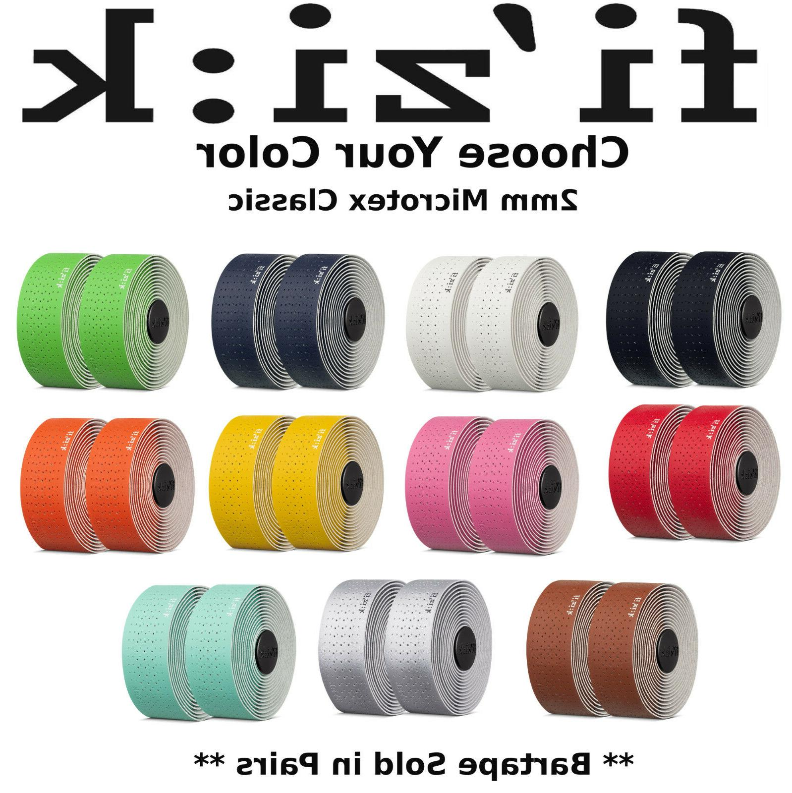 tempo microtex classic touch 2mm handlebar bartape