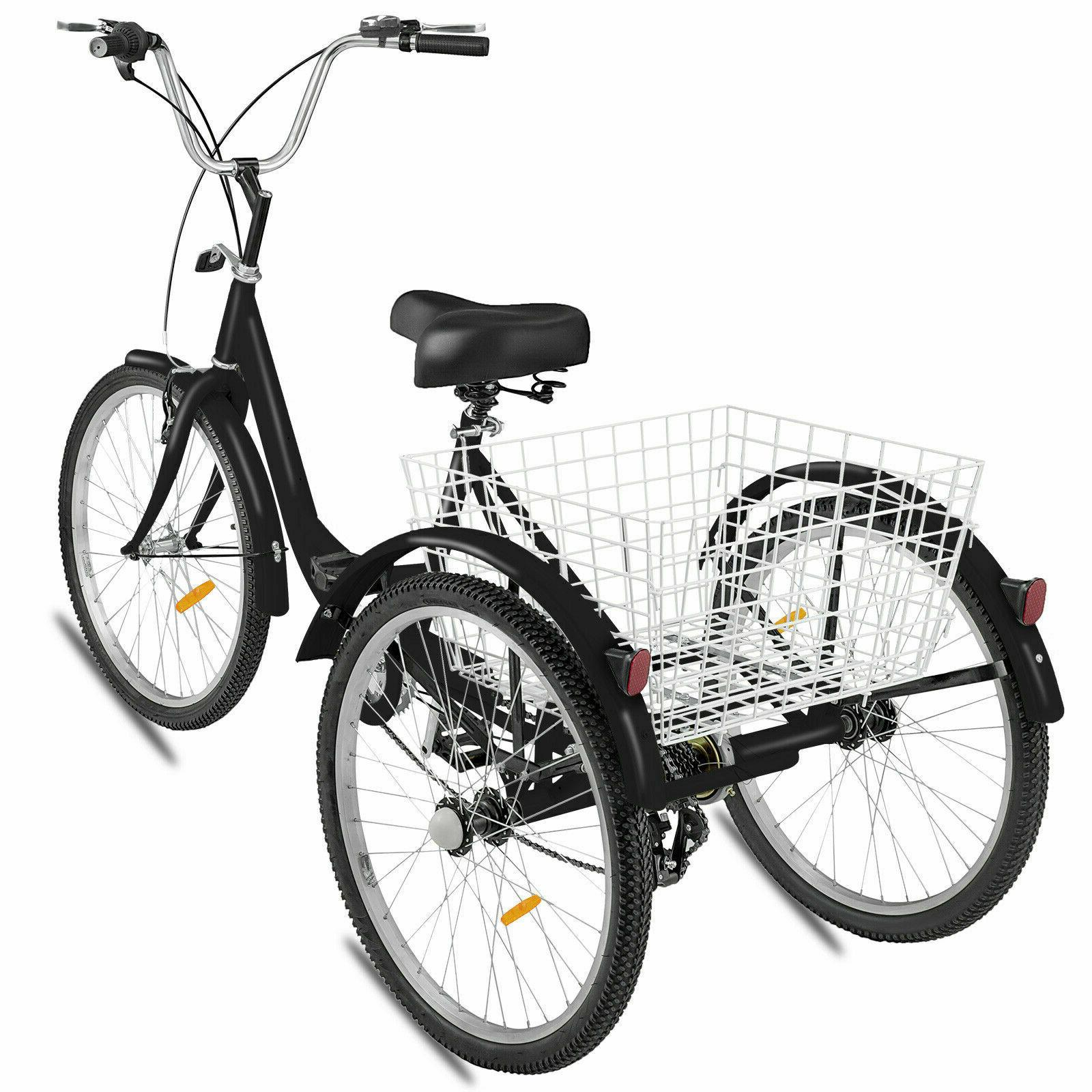 Tricycle Speed Bicycle Green Cruiser