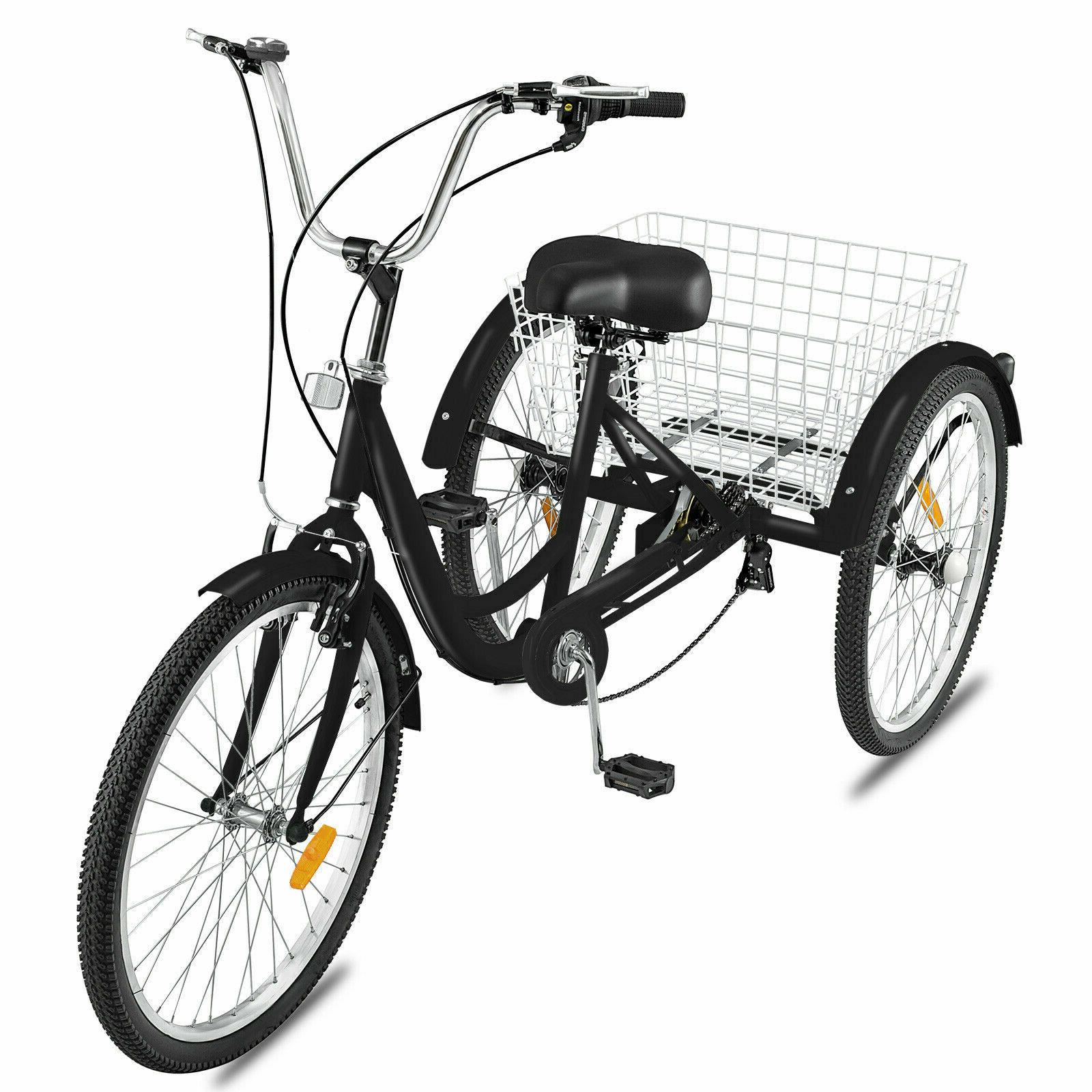 Tricycle Cruiser w/