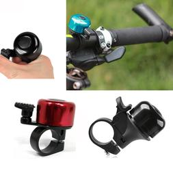 Mini Bicycle Bike Bell Cycling Handlebar Horn Ring Alarm Hig