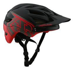 Troy Lee Designs Mountain Bike A1 Mips; Classic Black / Red