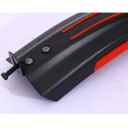MOUNTAIN BIKE TIRE FENDERS BICYCLE CYCLING GUARDS MUD FRONT
