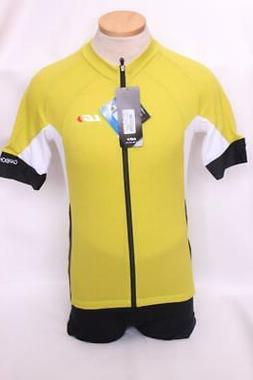 New Louis Garneau Men's Carbon Jersey Cycling Bike Medium Sh