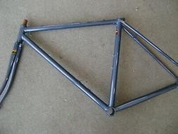 New NOS 48.5cm Tange #2 double butted CroMoly road bicycle l