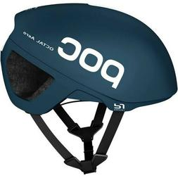 POC Octal Aero Raceday Bike Helmet Navy Black - Large 58-62c