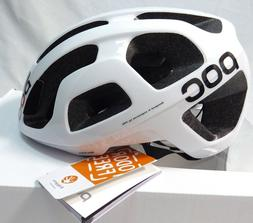 POC Octal Cycling Bicycle Helmet Hydrogen White Size Large N