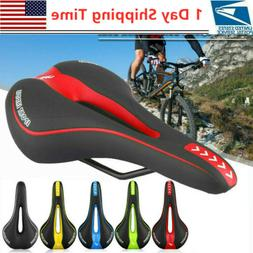 Comfort Gel Bicycle Seat Soft Road Mountain Bike Saddle Cycl