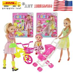 Princess Clothes Change Toys for Girls 4 5 6 7 8 Years Old B