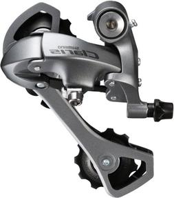 SHIMANO RD-2400 8-Speed Claris Rear Derailleur with GS Mediu