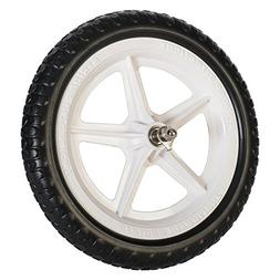 Strider Replacement Wheel: EVA Polymer; Sold as Each; White