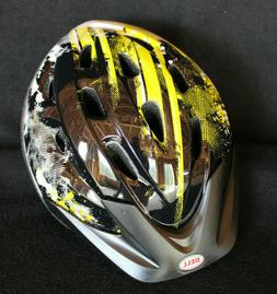 Bell Richter Youth Bicycle Helmet Ages 8-14 Size 54-58cm Bla