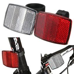 Road Cycle Bike Bicycle Reflector Light Reflective Strips St